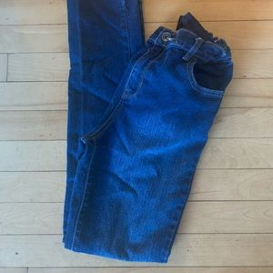 Children's Place size 14 skinny jeans